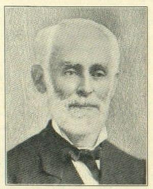 John W. Johnston - Johnston near the end of his life