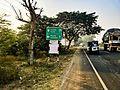 Jonnalagadda Signboard on Amaravati road.jpg