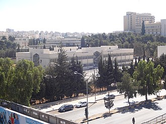 University of Jordan - University Admissions Department