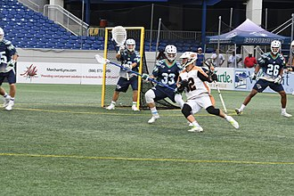 Chesapeake Bayhawks - Rochester at Chesapeake, 2011