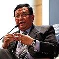 Jose Rene D. Almendras - World Economic Forum on East Asia 2010 crop.jpg