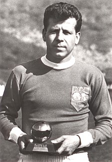 Josef Masopust Czech footballer