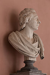 Josef von Sonnenfels (Nr. 4) - bust in the Arkadenhof, University of Vienna - 0207.jpg