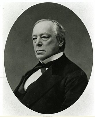 Joseph Battell - Battell as Middlebury College trustee, circa 1900
