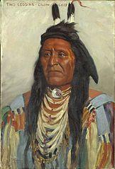 Two Leggins, Crow Chief