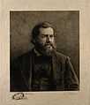 Joseph Leidy. Etching by L. E. Faber. Wellcome V0006540.jpg