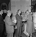 Josephine Baker in Amsterdam, Dollen Hotel, Bestanddeelnr 906-3507.jpg