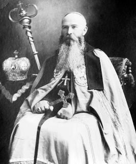 Josaphat Kotsylovsky Ukrainian Greek Catholic bishop and martyr