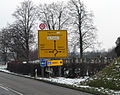 Juedischer Friedhof Freistett 01 Verkehrsschild fcm.jpg