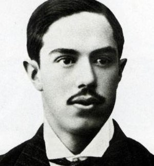 Real Madrid C.F. - Julián Palacios, the first president of the club in 1900–1902