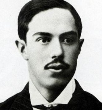 Real Madrid CF - Julián Palacios, the first president of the club in 1900–1902