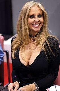 Julia Ann American pornographic actress