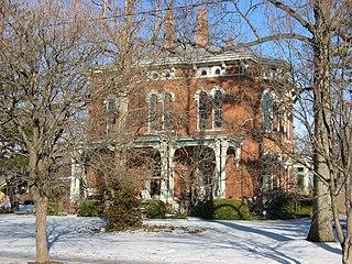 Julian–Clark House