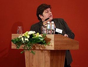 Julie Bindel - Julie Bindel in 2015