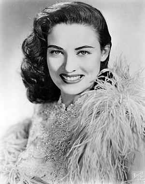 Julie Wilson - Wilson in 1956