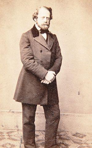 Julius Friedländer (numismatist) - Image: Julius Friedlaender