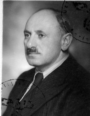 Julius Hirsch - Image: Julius Hirsch 1938