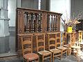 Jumet - église Saint-Sulpice - clôture de chœur.jpg