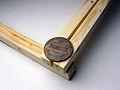 Juniper wood pieces and penny.JPG