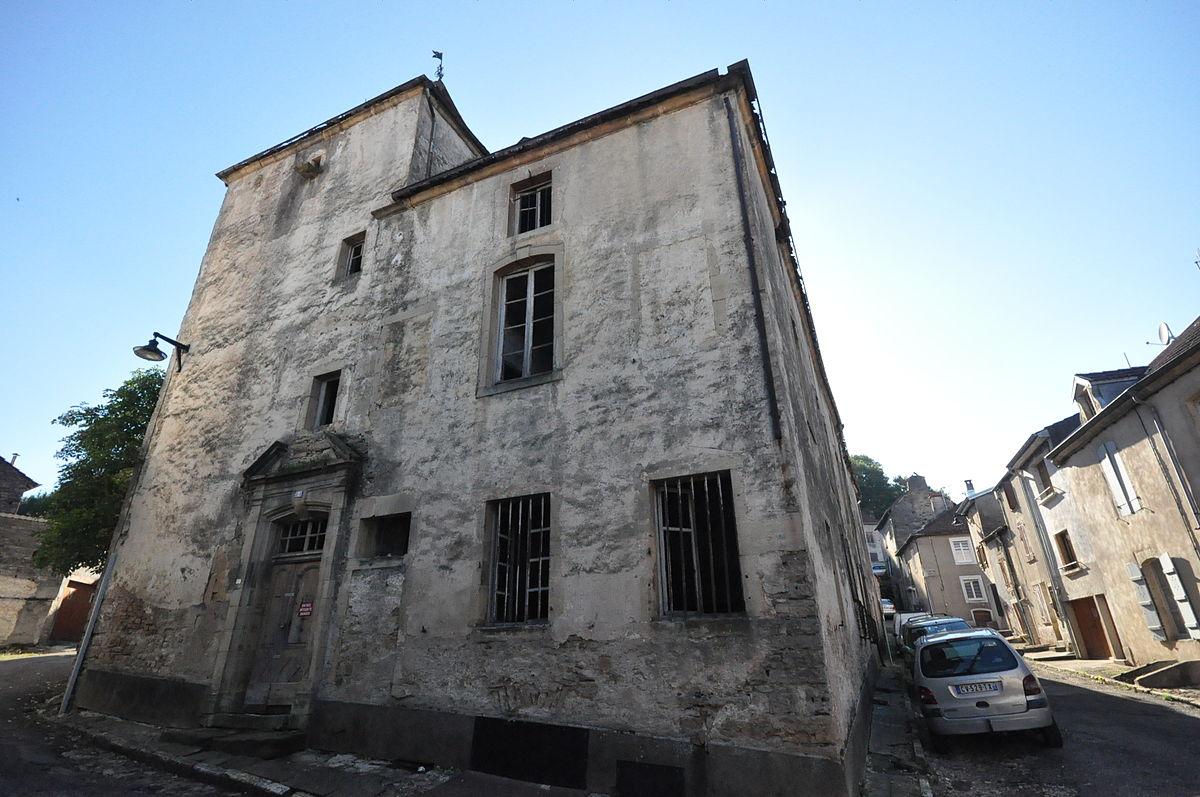 Maison cordienne wikip dia for Autrefois maison privee