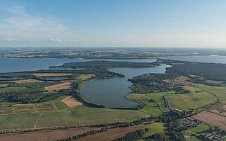 Kölpinsee, Jabelscher See und Fleesensee bei Jabel