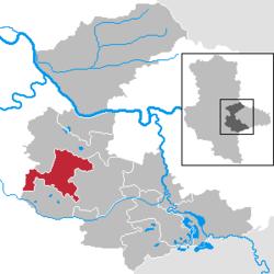 Köthen (Anhalt) in ABI