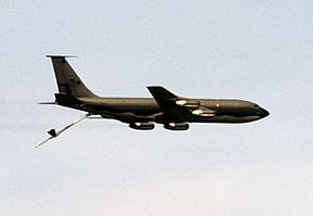 KC-135A 2nd Bomb Wing in flight 1992.JPEG