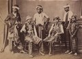 KITLV - 155858 - Heads of Aceh at Singapore - circa 1870.tif