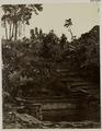 KITLV 28292 - Isidore van Kinsbergen - Resort town adorned with reliefs near Panataran, Kediri - 1867-02-1867-06.tif