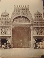 KITLV 92086 - Unknown - Sundareshvara Minakshi temple complex in Madurai in India - Around 1870.tif