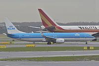PH-BXS - B739 - KLM