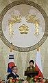 KOCIS Korea President Park Poland State Banquet 03 (10470584253).jpg