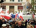 KOD manifestation in Gdansk (19.12.2015r (TVN 24).JPG