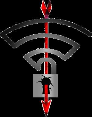 KRACK - KRACK attack logo