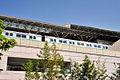 KRTC CiaoTou Station TrainOnPlatform.jpg