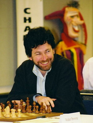 Gregory Kaidanov - Kaidanov in Seattle, 2002