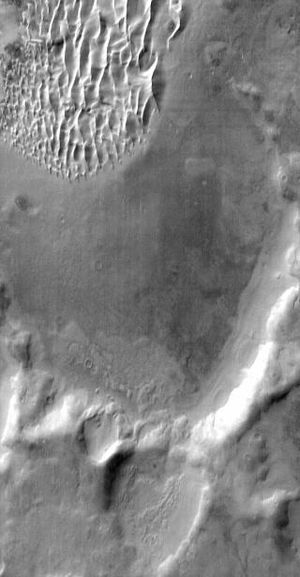 Kaiser (crater) - Image: Kaiser Crater