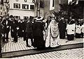 Kaiser Karl I. und Kaiserin Zita in Feldkirch am 5. Juni 1917. Karl bereiste vom 1. Juni 1917 bis zum 6. Juni 1917 die Isonzofront, Istrien, Kärnten und Vorarlberg (BildID 15565387).jpg