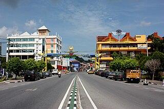 Кангар,  Perlis, Малайзия