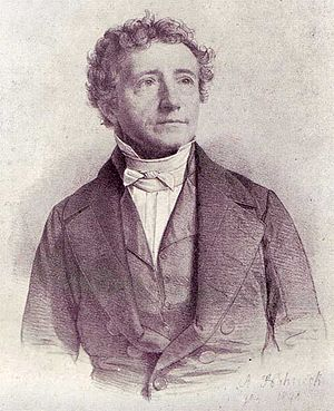 Borna, Leipzig - Karl Immanuel Nitzsch 1842