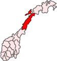 Karte Norwegen Nordland.png