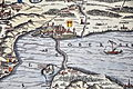 Karte des Zürcher Gebiets 1566 (Kantonskarte Jos Murer) - Rapperswil-Holzbrücke-Obersee - Zentralbibliothek 2011-08-22 15-19-00 ShiftN.jpg