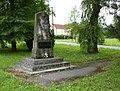 Karviná, Darkov, památník padlým ve světových válkách (7).JPG