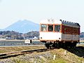Kashima railway kiha602 Mount tsukuba.jpg