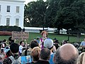 Kathy Griffin at White House 6Sep18.jpg