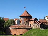Kauno pilis. Kaunas Castle.2006-06-11.jpg