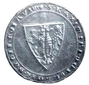 Kazimierz III of Gniewkowo - Kazimierz III of Gniewkowo's Seal.