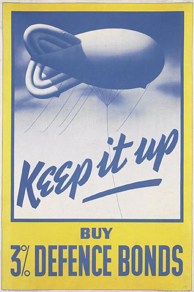 File:Keep it Up - Buy Three Percent Defence Bonds Art.IWMPST15451.jpg