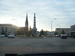 Kennedy Square, urbocentra