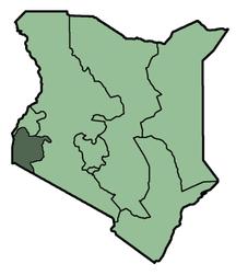 Provincia Nyanza